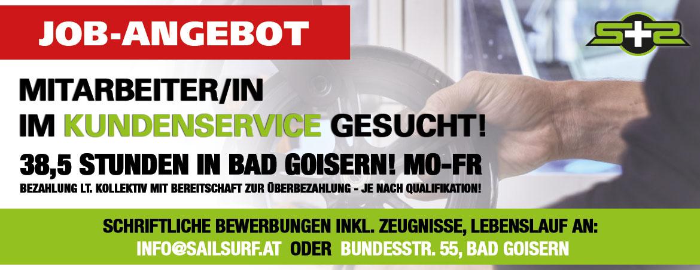 JOB ANGEBOT - MITARBEITER/IN iM Kundenservice gesucht!