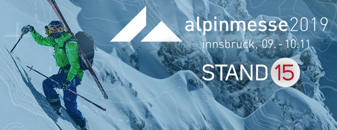 09. - 10. November  2019: Alpinmesse Innsbruck