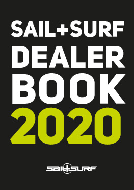 Sail+Surf | Dealer Book 2020