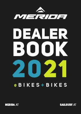 Sail+Surf | MERIDA Dealer Book 2021 eBikes + Bikes