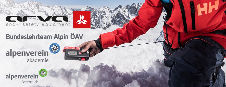 ARVA - Bundeslehrteam Alpenverein