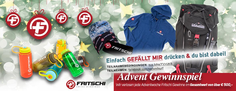 Fritschi Advent Gewinnspiel