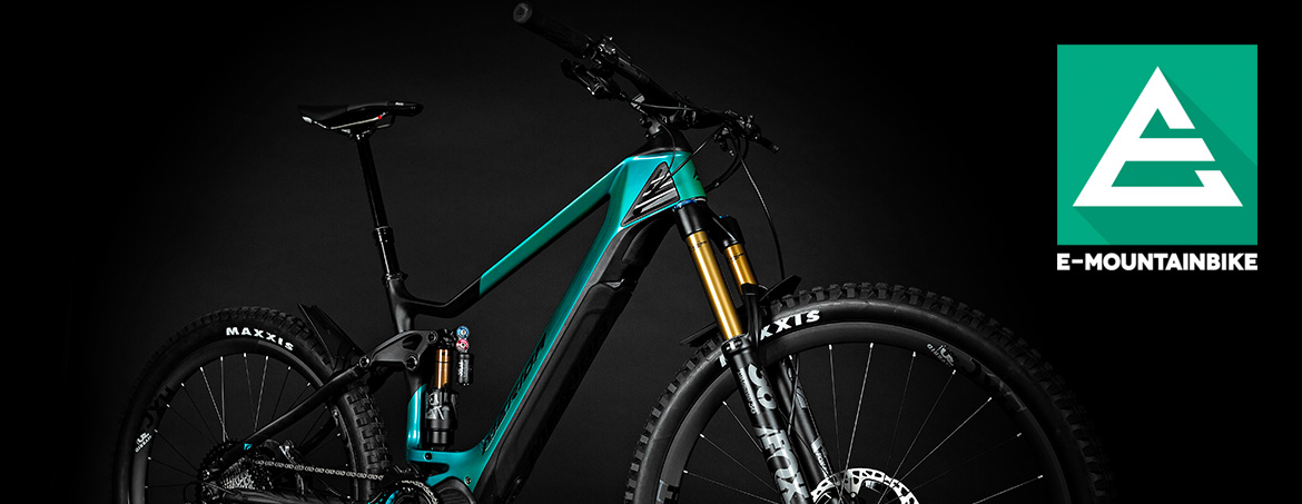 MERIDA eONE.SIXTY 10K im E-MOUNTAINBIKE-Test